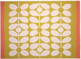 Orla Kiely Sixties Stem Throw - Straw