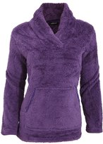 Universal Textiles Womens/Ladies Long Sleeved Soft Fleece Pyjama Snuggle Top With Pocket