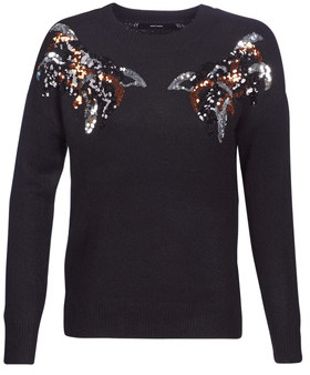 Vero Moda VMPACAL women's Sweater in Black