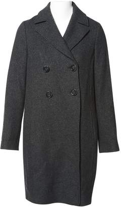 Pennyblack Anthracite Wool Coats