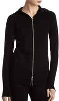ATM Anthony Thomas Melillo Wool-Cashmere Hoodie