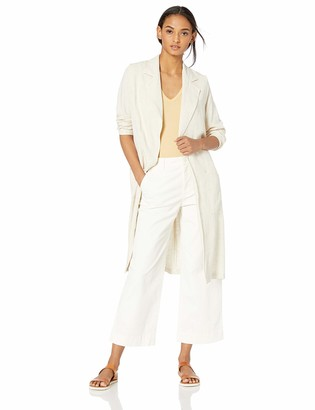 Rachel Pally Women's Linen Pocket Trench Coat