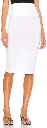 Norma Kamali X REVOLVE Straight Skirt