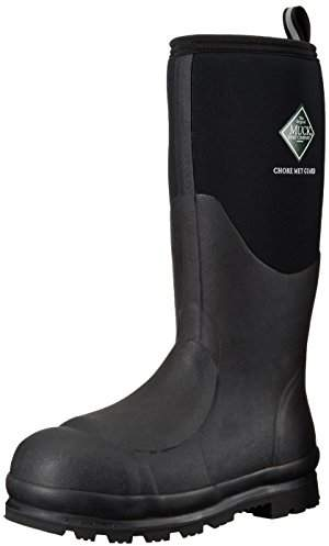 fdcff2c1368 Muck Chore Met Guard Extreme Tall Men's Rubber Insulated Work Boots