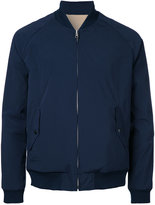 Factotum zip up bomber jacket - men - Polyester - 44