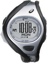 Asics Men's Challenge CQAR0401 Digital Polyurethane Quartz Watch