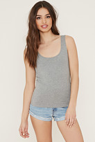 Forever 21 Classic Knit Tank