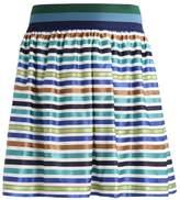 Sisley GONNA Aline skirt blu/green