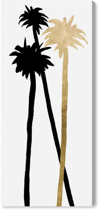 Oliver Gal Palm Shade Canvas Art By The Artist Co.