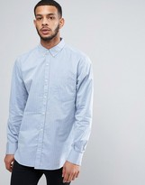 French Connection Regular Fit Pin Dot Shirt