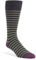 Paul Smith Men's 'Nicostripe' Socks