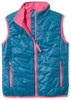 L.L. Bean Girls' Puff-n-Stuff Vest