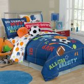 Bed Bath & Beyond All Sports Twin Comforter Set