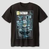 Batman Boys' T-Shirt - Black