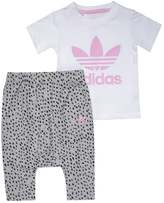 adidas NMD SET Trousers white/frost pink