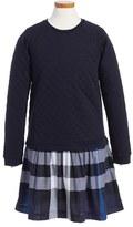 Burberry Girl's 'Orlia' Sweater Dress