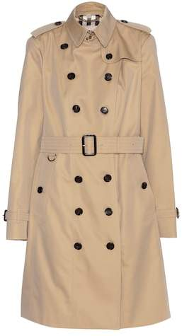 Burberry Sandringham trench coat