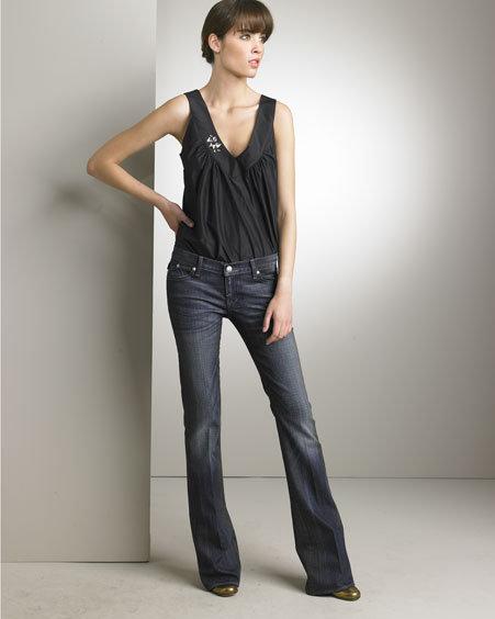 Rock & Republic Kurt Flap-Pocket Jeans