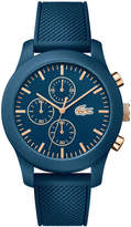 Lacoste Unisex Lacoste.12.12 Chronograph Blue Watch