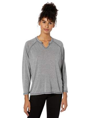 The Luna Coalition Women's Warm Up Top Grey X-Large
