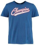 Champion Print Tshirt Blue