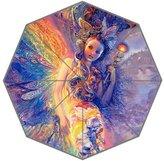 Hzlrose Josephine Wall Surrealism Painting Custom Durable Fashionable Foldable Umbrella