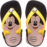 Havaianas Red & Yellow Baby Disney Sandal - Girls & Boys