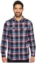 Jack Wolfskin Valley Shirt Men's Clothing