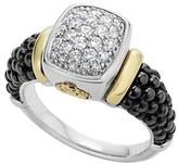 Lagos Women's 'Caviar' Diamond Ring