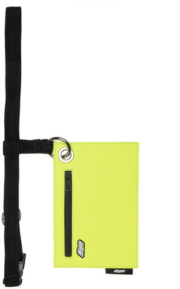 MSGM Yellow Bag