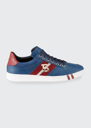 Bally Men's Wilsy 18 Low-Top Sneakers