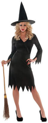 Amscan Wicked Witch Adult Women Costume