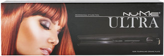 NuMe Ultra 100% Tourmaline Ceramic Flat Iron Black