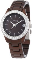 Fossil ES2963, Women's Wristwatch