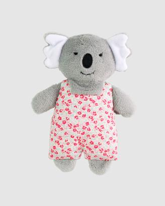 Alimrose - Girl's White Animals - Musical Koala 27cm - Size One Size, One size at The Iconic