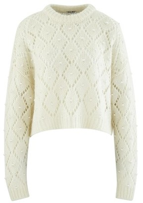 Miu Miu Long sleeved cardigan