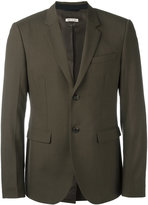 Marni single breasted blazer - men - Cotton/Wool/Polyimide - 46