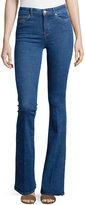 MiH Jeans Marrakech Bodycon Flare-Leg Jeans, Palo