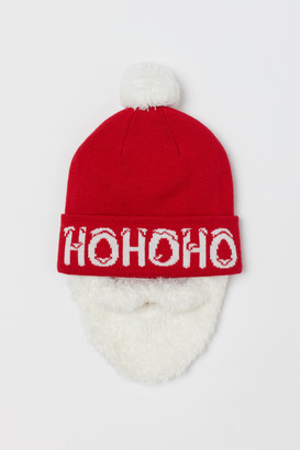 H&M Hat with Beard