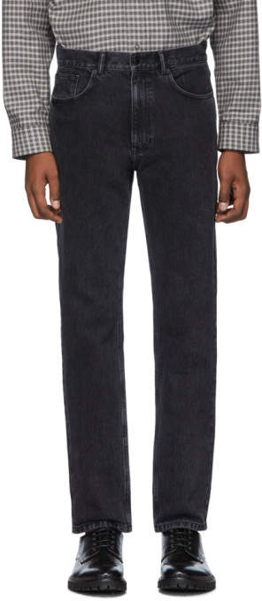 Alexander Wang Black Denim Jeans