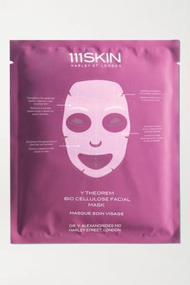111SKIN Y Theorem Bio Cellulose Facial Mask