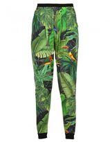 Max Mara Printed Fabric Trousers