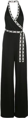 Dvf Diane Von Furstenberg Ruby Swarovski-embellished jumpsuit