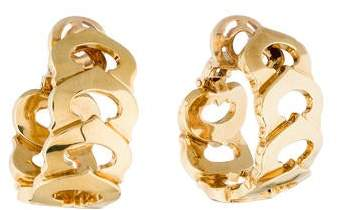 Cartier C De Clip-On Earrings