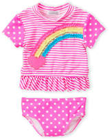 NEW ONE PIECE TODDLERS GIRLS SIZE 6 12 18 24 MONTHS 2T 3T SWIMSUIT PIC FAVORITE