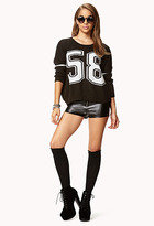 Forever 21 Athletic 58 Sweater