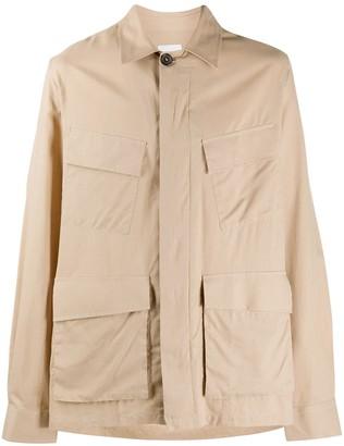 Paul Smith Multi-Pocket Shirt Jacket