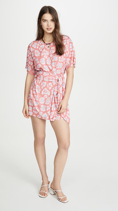 Baja East T-Shirt Dress