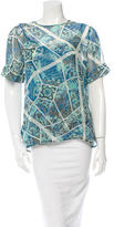 Maiyet Silk Top w/ Tags