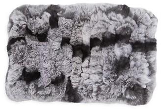 La Fiorentina Rex Rabbit Fur Headband